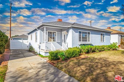 Photo of 1025 S Hidalgo Avenue, Alhambra, CA 91801 (MLS # 21682798)