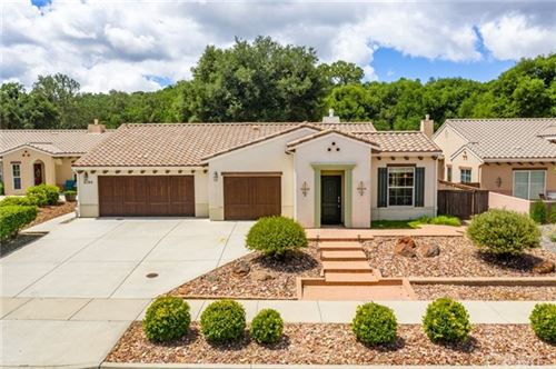 Photo of 6180 Via Huerto Court, Atascadero, CA 93422 (MLS # NS20096798)