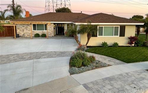 Photo of 17722 Santa Maria Street, Fountain Valley, CA 92708 (MLS # OC21090798)
