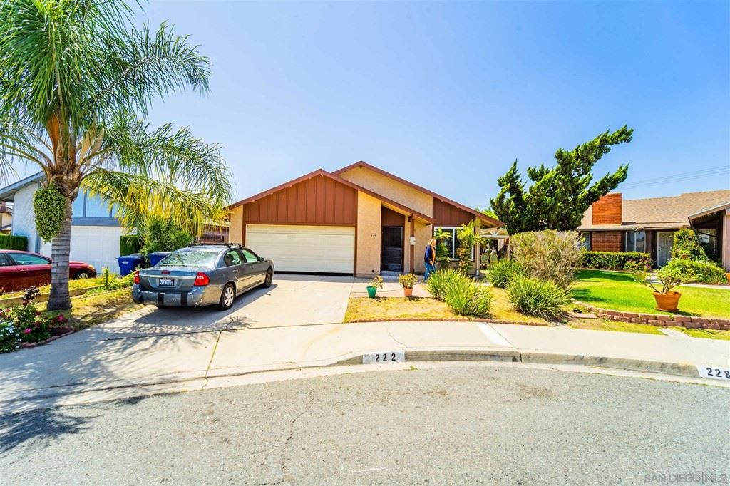 222 Charise Court, Spring Valley, CA 91977 - MLS#: 210012798