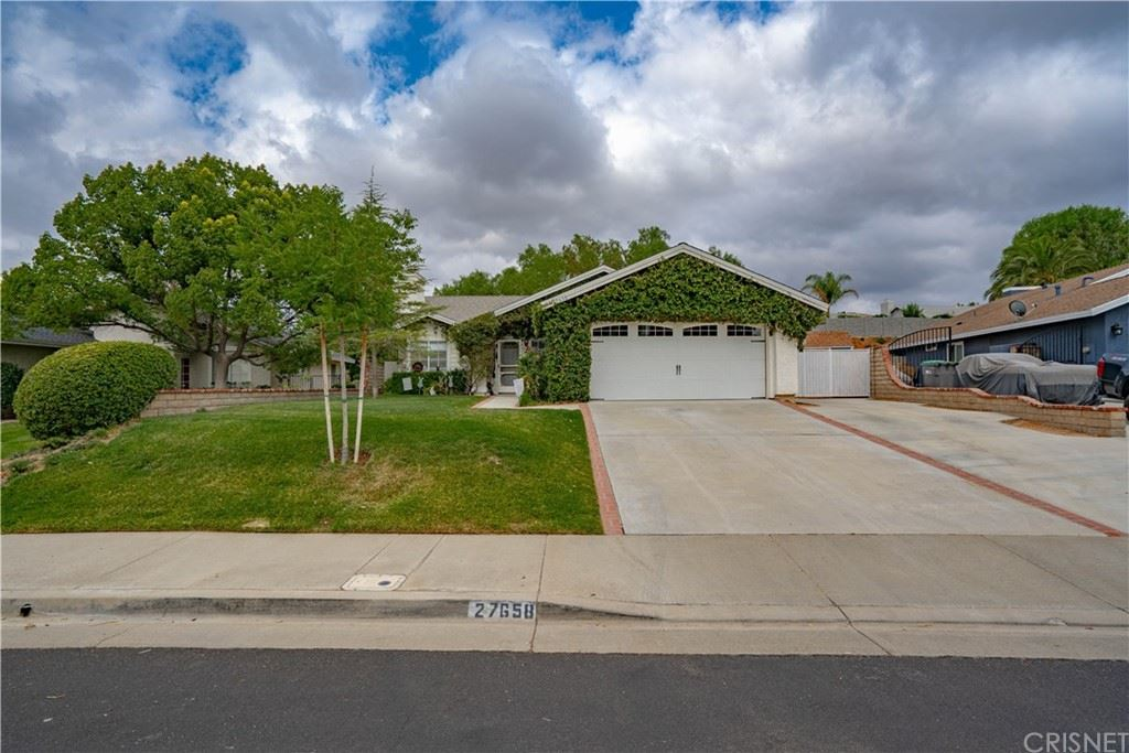 27658 Spandau Drive, Santa Clarita, CA 91350 - MLS#: SR21187798