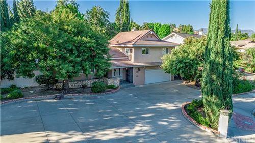 Photo of 17321 Halsey Street, Granada Hills, CA 91344 (MLS # SR21092799)