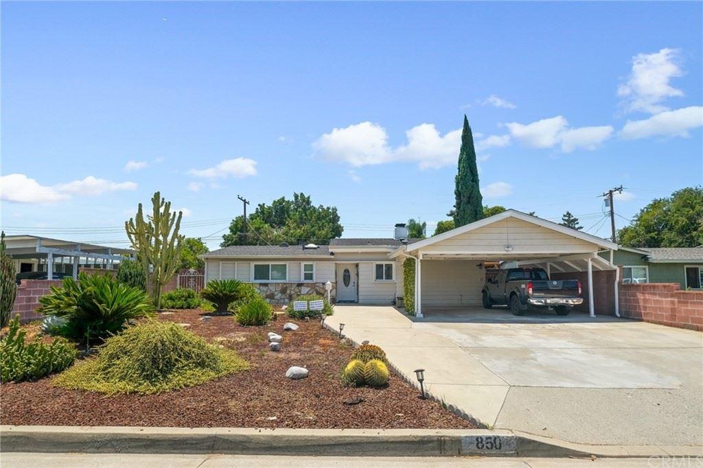 850 Alford Street, Glendora, CA 91740 - MLS#: IV21163799