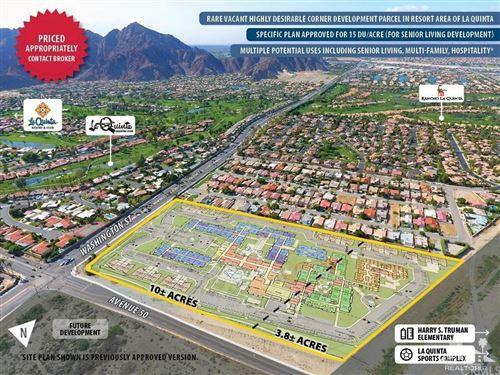 Photo of 0 Avenue 50, La Quinta, CA 92253 (MLS # 219021767DA)