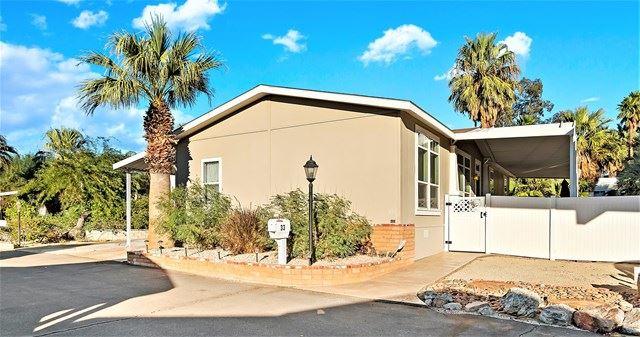 17555 Corkill Road #33, Desert Hot Springs, CA 92241 - MLS#: 219052917DA