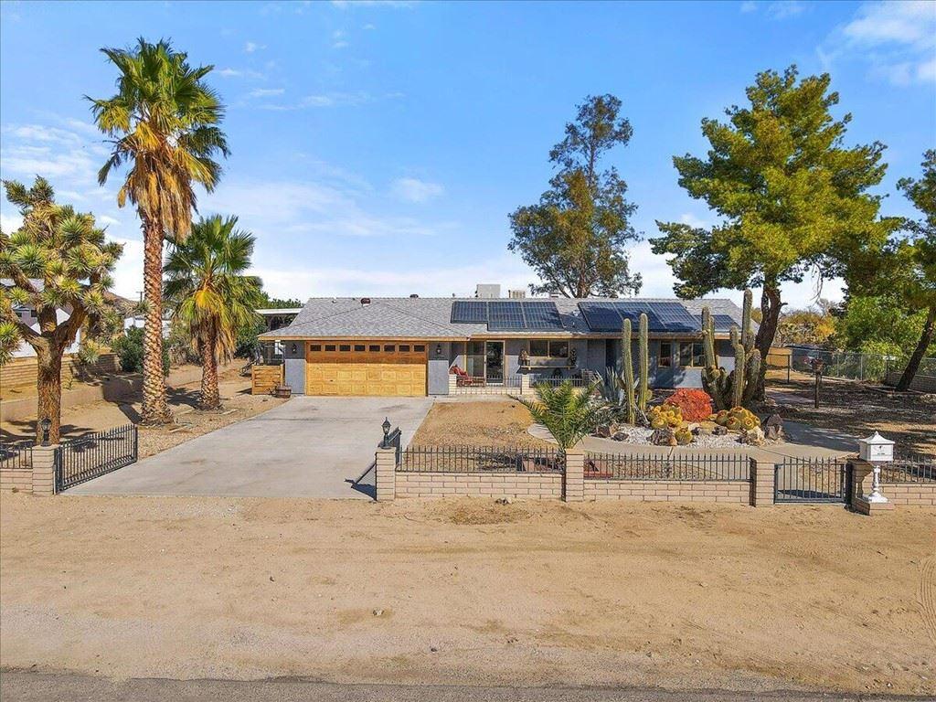 62146 Crestview Drive, Joshua Tree, CA 92252 - MLS#: 219069327DA
