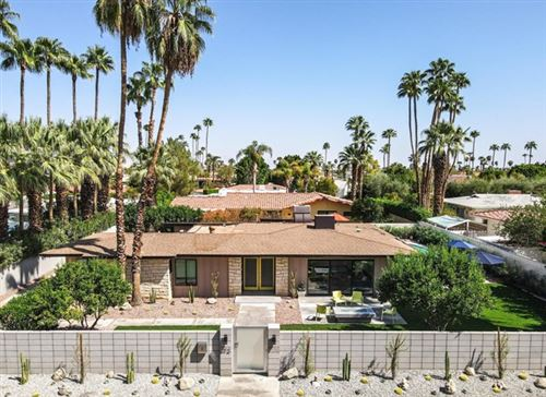 Photo of 372 S Monte Vista Drive, Palm Springs, CA 92262 (MLS # 219050257PS)