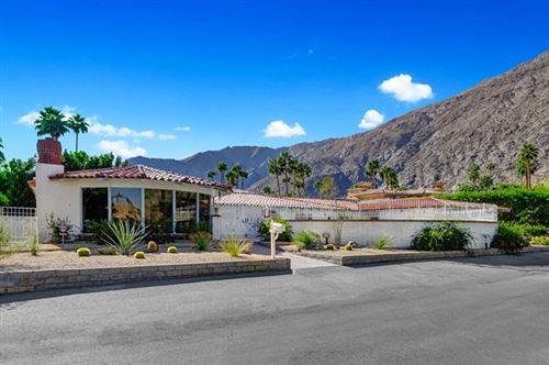 Photo of 625 W Linda Vista Drive, Palm Springs, CA 92262 (MLS # 219053217PS)