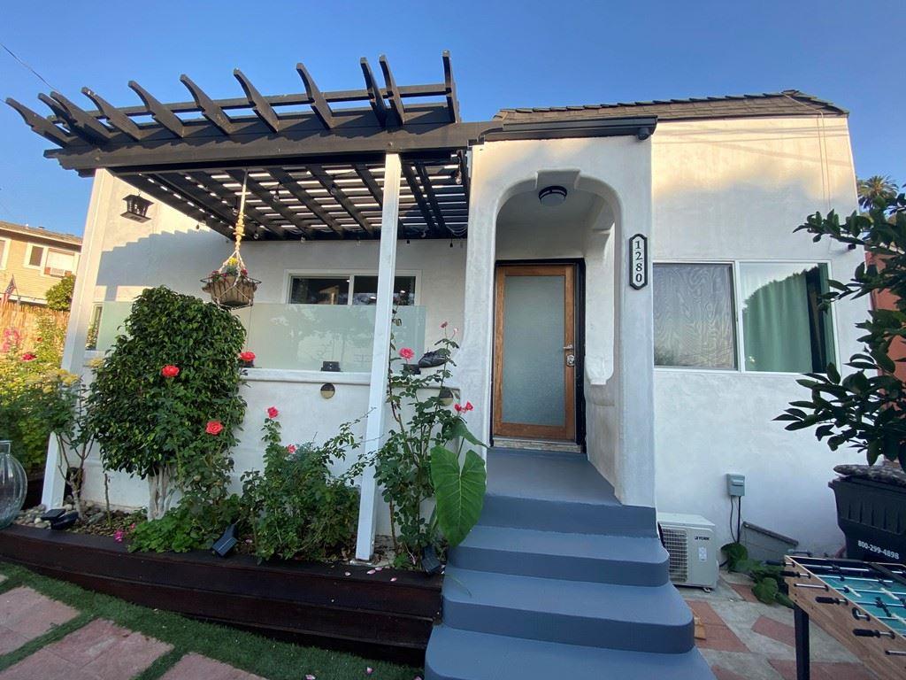 1280 N Rowan Avenue, Los Angeles, CA 90063 - MLS#: 219068407PS