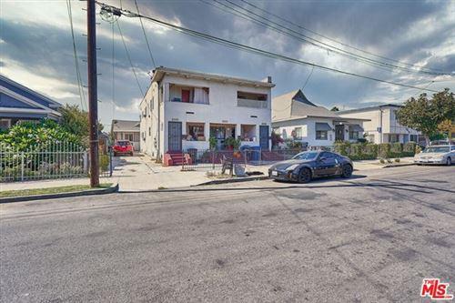 Photo of 1219 S Catalina Street, Los Angeles, CA 90006 (MLS # 20645800)