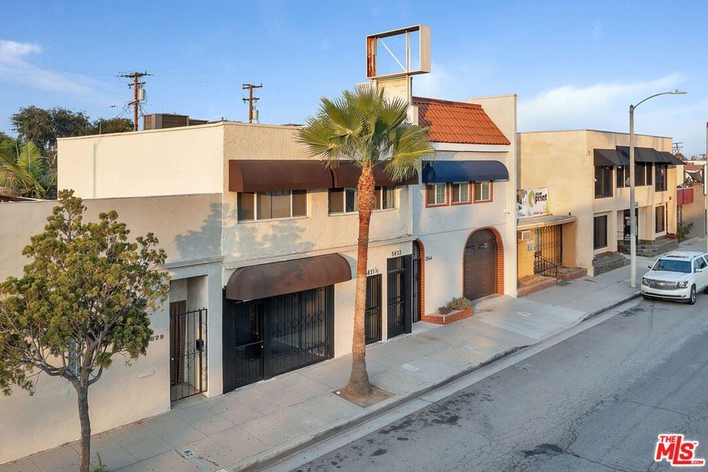 5833 E Beverly Boulevard, Los Angeles, CA 90022 - MLS#: 21776800