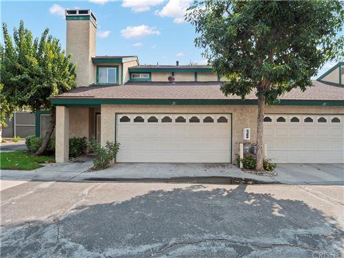 Photo of 17221 Roscoe Boulevard #21, Northridge, CA 91325 (MLS # SR21210801)