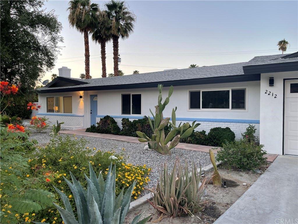2212 PASEO ROSETA, Palm Springs, CA 92262 - MLS#: MB21196801