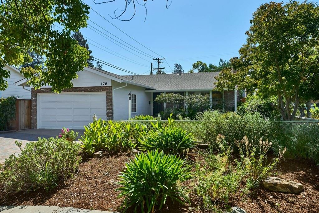 178 Myrtle Street, Redwood City, CA 94062 - MLS#: ML81862801