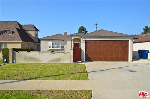 Photo of 8225 West Boulevard, Inglewood, CA 90305 (MLS # 20664802)