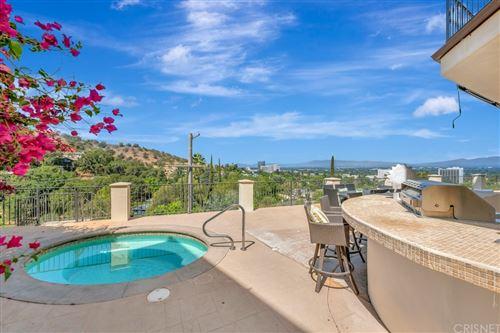 Tiny photo for 14711 Round Valley Drive, Sherman Oaks, CA 91403 (MLS # SR21201802)