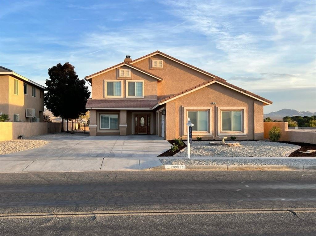 26997 Lakeview Drive, Helendale, CA 92342 - #: 537802