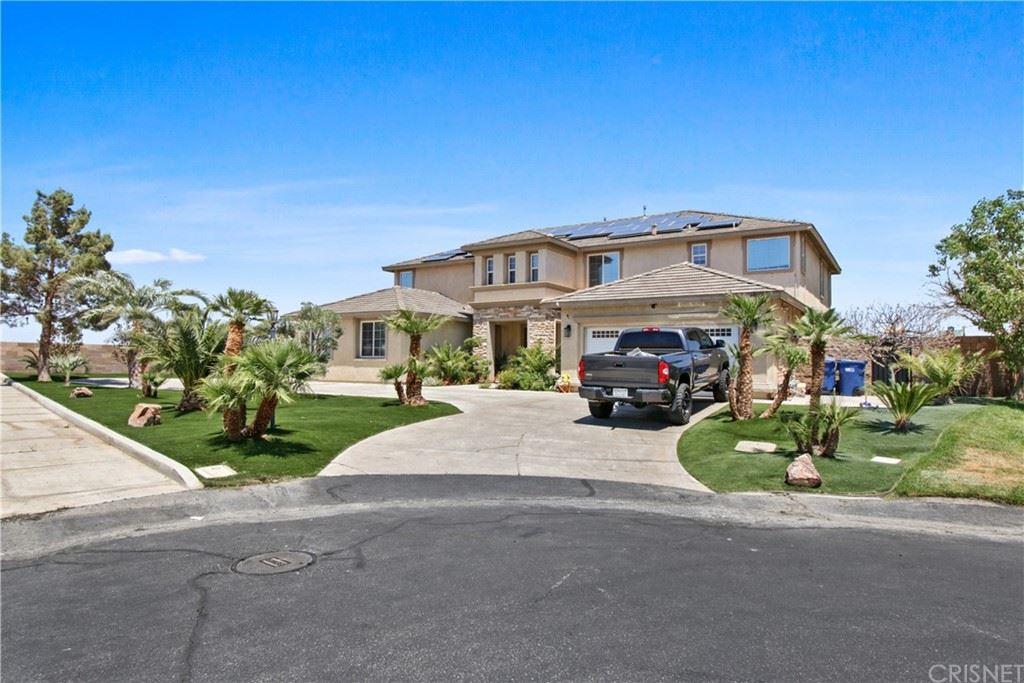40942 Oakgrove Court, Palmdale, CA 93551 - #: SR21106802