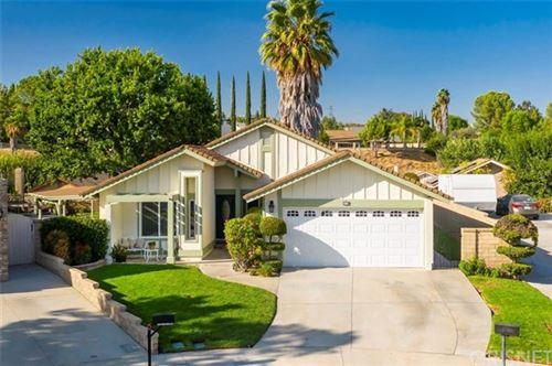 Photo of 27770 Laurel Creek Circle, Valencia, CA 91354 (MLS # SR20196803)