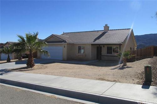 Photo of 71547 Sunflower Drive, 29 Palms, CA 92277 (MLS # SW21104803)