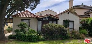 Photo of 932 PRINCETON Street, Santa Monica, CA 90403 (MLS # 19454804)