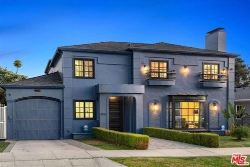 Photo of 4518 Gainsborough Avenue, Los Angeles, CA 90027 (MLS # 21681804)