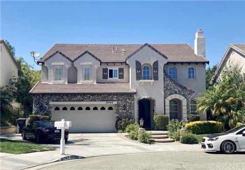 Photo of 26745 Sandburn Place, Stevenson Ranch, CA 91381 (MLS # SR21107804)