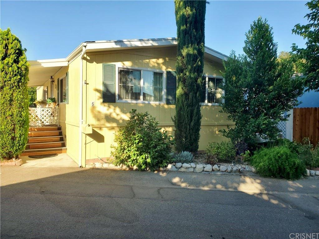 18323 Soledad Canyon Road #5, Canyon Country, CA 91387 - MLS#: SR21160804