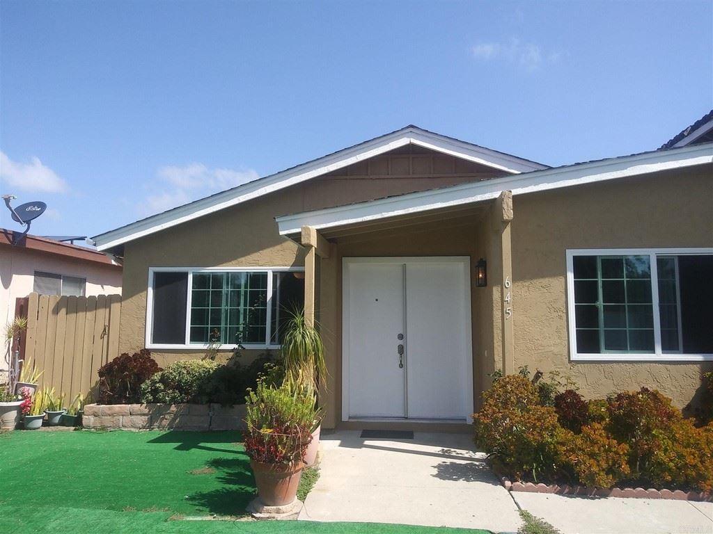 645 Adobe Circle, Oceanside, CA 92057 - MLS#: NDP2104805