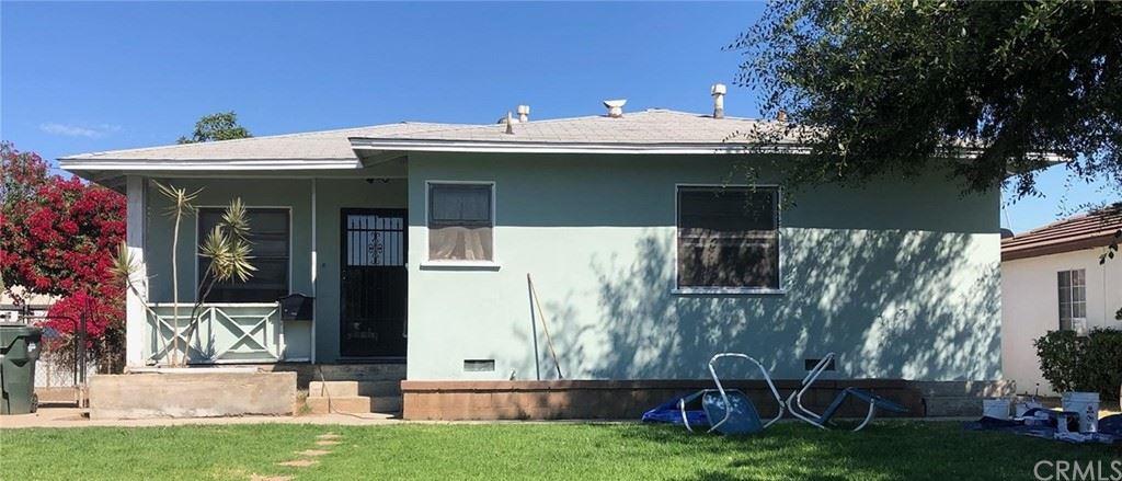 1444 S 4th Street, Montebello, CA 90640 - MLS#: TR21168805
