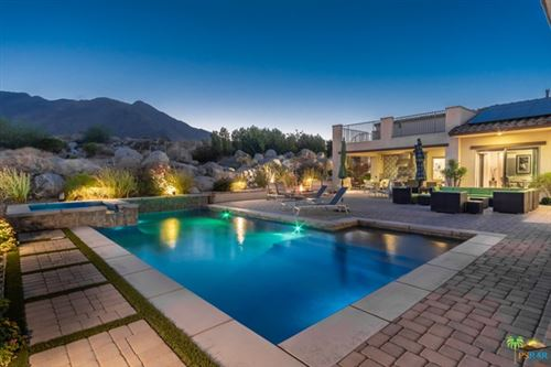 Photo of 2345 Tuscany Heights Drive, Palm Springs, CA 92262 (MLS # 20606806)