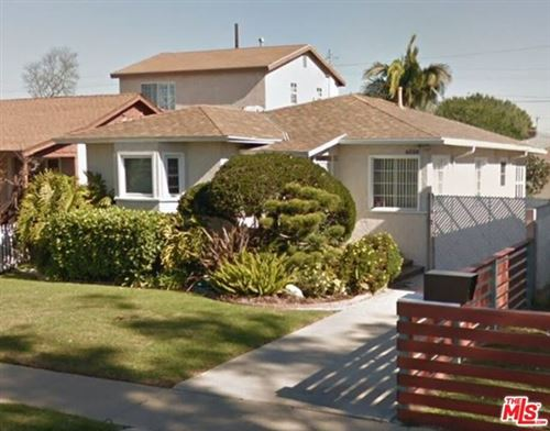 Photo of 4336 Lyceum Avenue, Los Angeles, CA 90066 (MLS # 20665806)