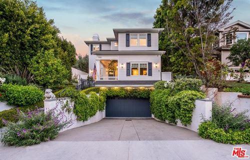 Photo of 1050 Embury Street, Pacific Palisades, CA 90272 (MLS # 21720806)