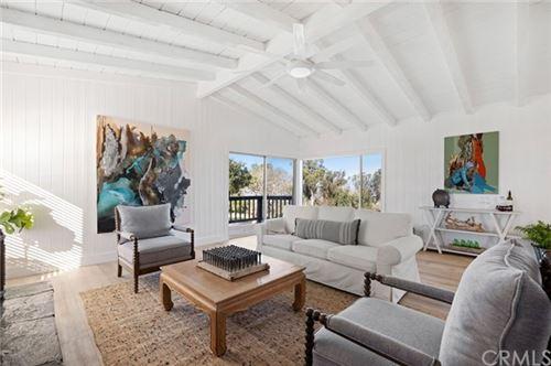 Photo of 21572 Treetop Lane, Laguna Beach, CA 92651 (MLS # LG21095806)