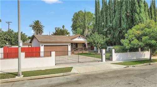Photo of 7022 Sunnybrae Avenue, Winnetka, CA 91306 (MLS # SR21217806)