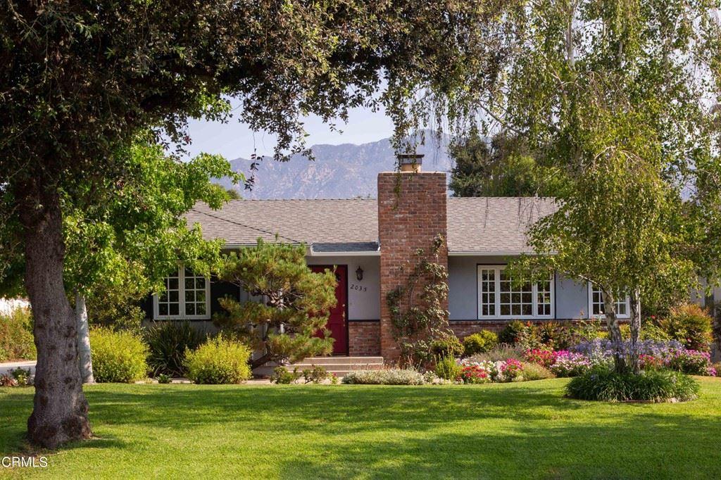 2035 Brigden Road, Pasadena, CA 91104 - #: P1-5806