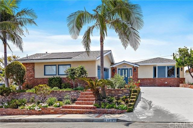 33781 Chula Vista Avenue, Dana Point, CA 92629 - MLS#: OC21075807