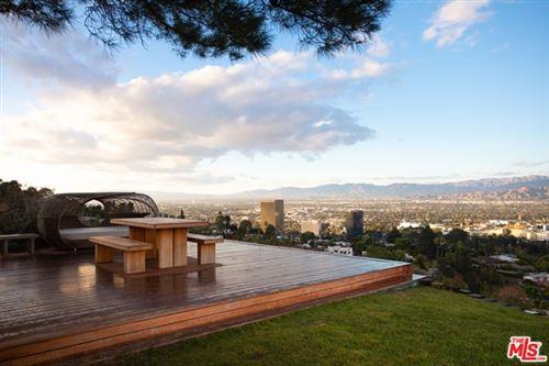 Photo of 7411 Woodrow Wilson Drive, Los Angeles, CA 90046 (MLS # 20657808)