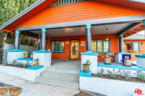 Photo of 1035 Dexter Street, Los Angeles, CA 90042 (MLS # 21731808)