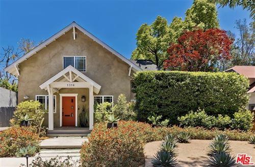 Photo of 1316 N Cherokee Avenue, Los Angeles, CA 90028 (MLS # 21746808)