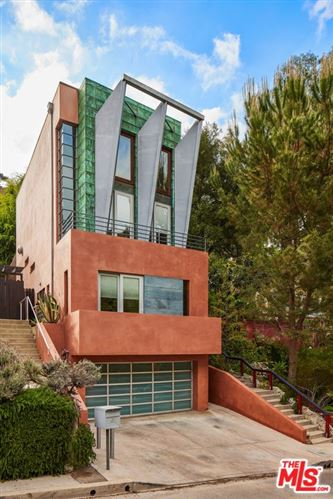 Photo of 8617 Lookout Mountain Avenue, Los Angeles, CA 90046 (MLS # 21747808)