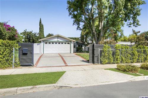 Photo of 16515 Index Street, Granada Hills, CA 91344 (MLS # 320007808)