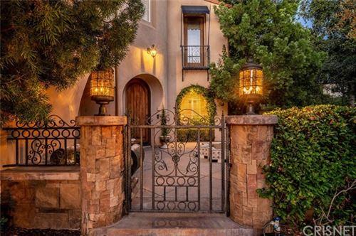 Photo of 26900 Mirasol Street, Valencia, CA 91355 (MLS # SR20160808)
