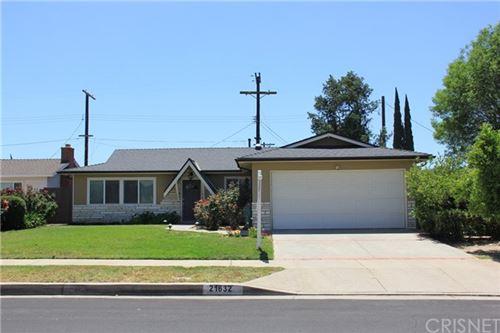 Photo of 21632 San Jose Street, Chatsworth, CA 91311 (MLS # SR21059808)