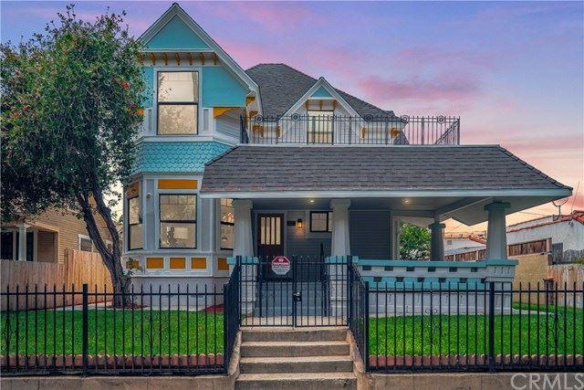 2707 S Hobart Boulevard, Los Angeles, CA 90018 - MLS#: DW20120808