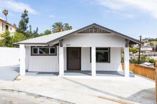 4831 Hillsdale Drive, Los Angeles, CA 90032 - MLS#: DW21072808