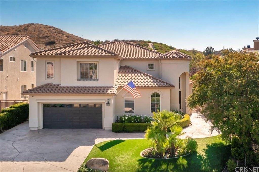 28716 Garnet Canyon Drive, Santa Clarita, CA 91390 - MLS#: SR21198808