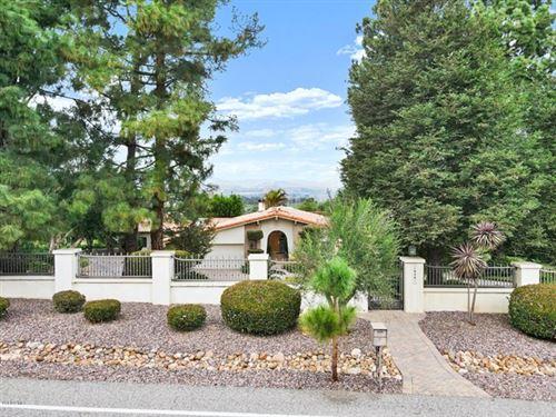 Photo of 10401 Presilla Road, Camarillo, CA 93012 (MLS # 220009809)