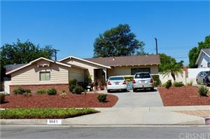 Photo of 9661 Kester Avenue, North Hills, CA 91343 (MLS # SR19199809)