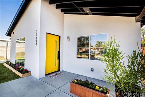 Photo of 11122 Califa Street, North Hollywood, CA 91601 (MLS # SR21002809)